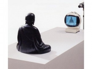 Nam June Paik : TV Buddha