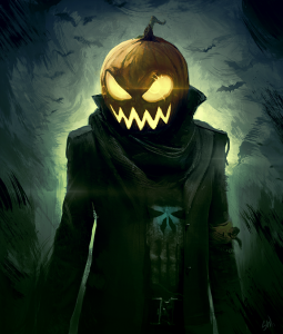 Halloween par SimonWeaner